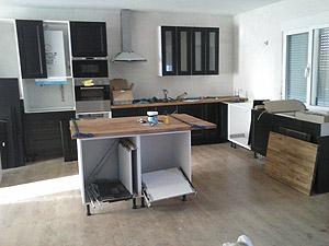 Reparación de muebles de cocina